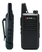 Zartek TX-8 Two-Way Radio Superpack  -  black-black