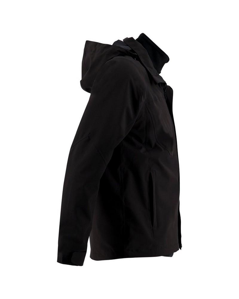 K-Way Men's Dale 3-in Jacket -  black-black