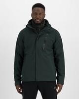 K-Way Men's Dale 3-in Jacket -  darkgreen-darkolive