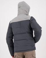 K-Way Men's Pinnacle Ski Jacket -  graphite-grey
