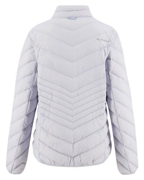 K-Way Gaia 3 in 1 Jacket (Lds) -  cloudblue-iceblue