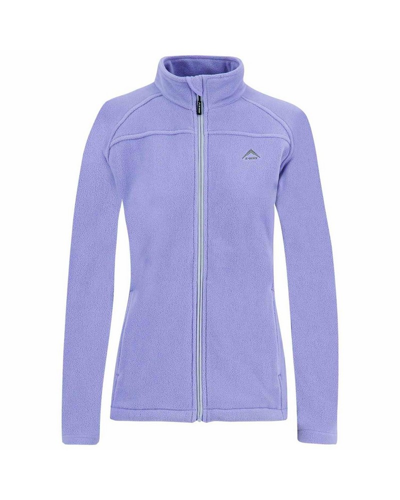K-Way Forrest 3 in 1 Jacket (Lds) -  graphite-lilac