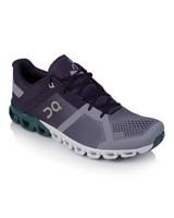 ON Women's Cloudflow 2.0 Shoe -  violet-green
