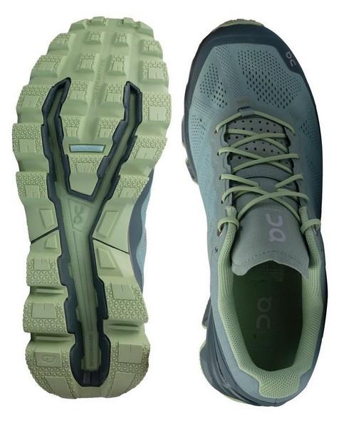 ON Women's CloudVenture Shoes -  avocado-olive