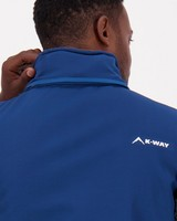 K-Way Expedition Series Men's Teton Jacket -  airforce-graphite