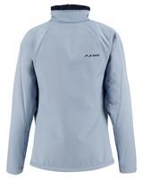 K-Way Women's Tianna Softshell Jacket -  cloudblue-navy