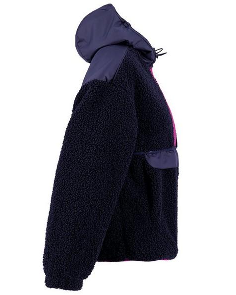 K-Way MMXXI Women's Amber Anorak -  indigo