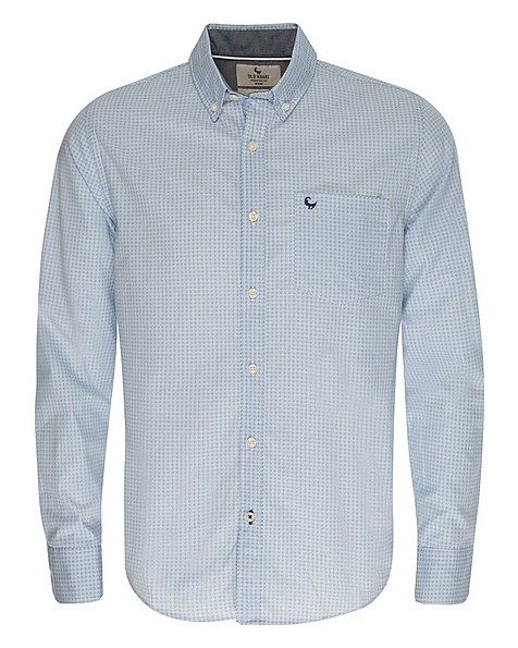 Old Khaki Men's Rael Slim Fit Shirt -  blue