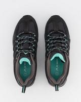 K-Way Women's Incline Shoe  -  charcoal-teal