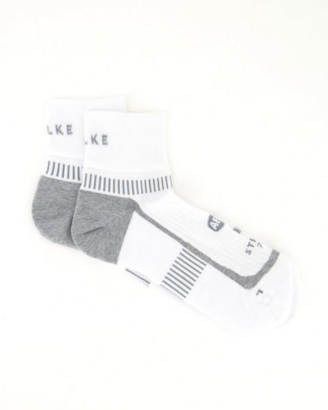 Falke Stride Running Sock -  white