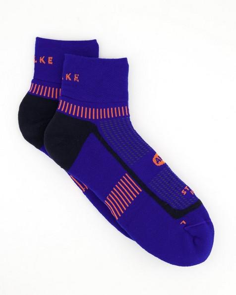 Falke Stride Running Sock -  blue