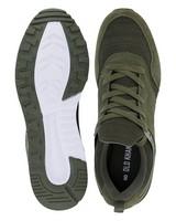 Old Khaki Men's Peralta Sneaker -  olive-white