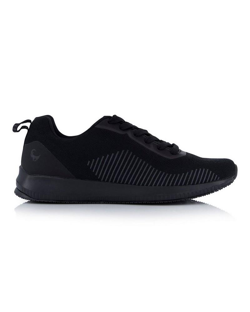 Old Khaki Men's Holt Sneaker -  black-black