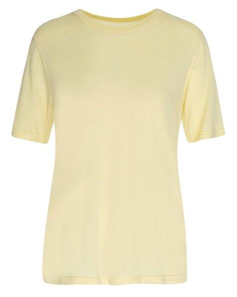 Rare Earth Women's Rose T-Shirt -  lemon