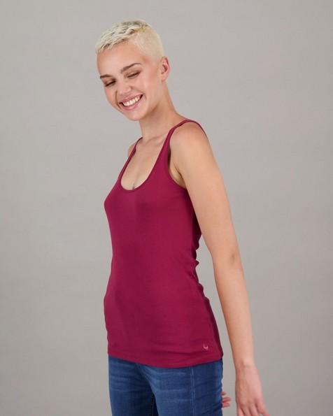 Old Khaki Women's Miley Cami -  berry
