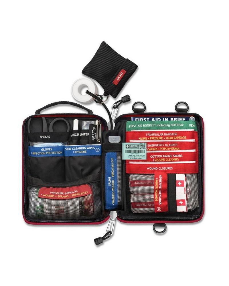 Survival Handy First Aid Kit -  nocolour