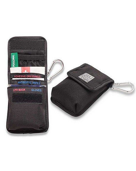 Survival Pocket CPR Kit Bag -  nocolour