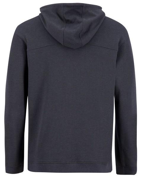 K-Way 40YY Kevin Zip-Through Hooded Top (Mens) -  graphite