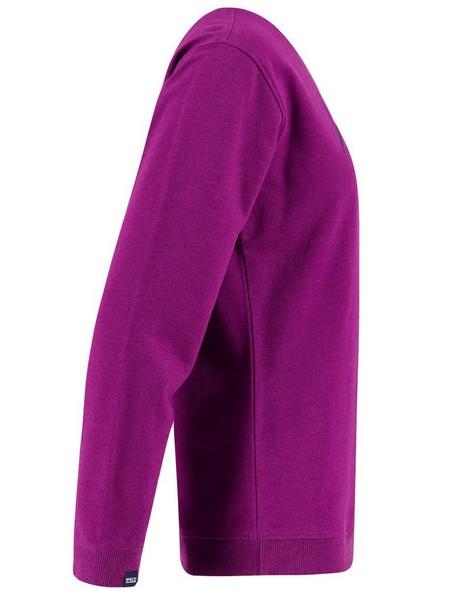 K-Way MMXXI Women's Amy Crew Sweat Top -  purple