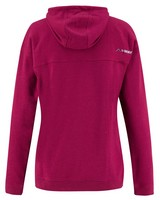 K-Way Women's Madison Pullover Hooded Top -  plum-iceblue