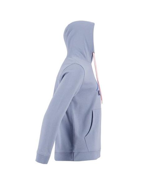 K-Way Youth Girls Luara Hooded Jacket -  cloudblue