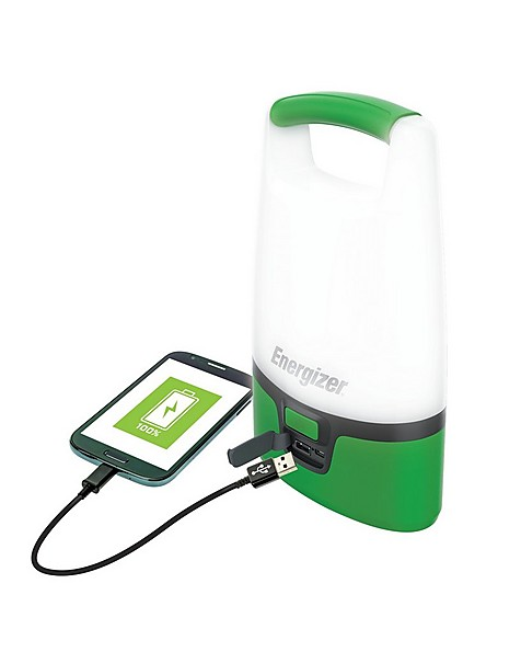 Energizer® Vision Rechargeable Lantern 1000 -  green