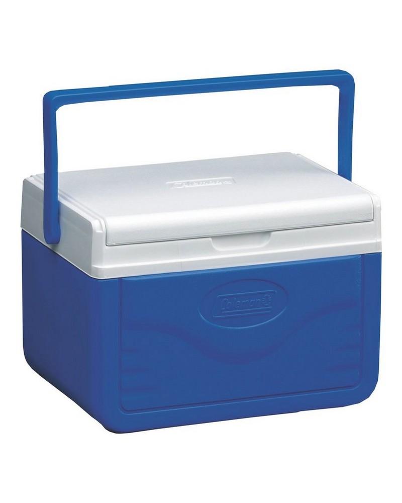 Coleman® Fliplid™ 6 Personal Cooler -  blue