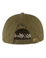 Old Khaki Men's Jayjay 3D Embroidered Peak Cap -  olive-navy