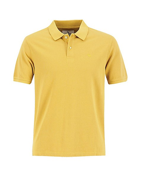 Old Khaki Men's Howard 4 Relaxed Golfer -  yellow