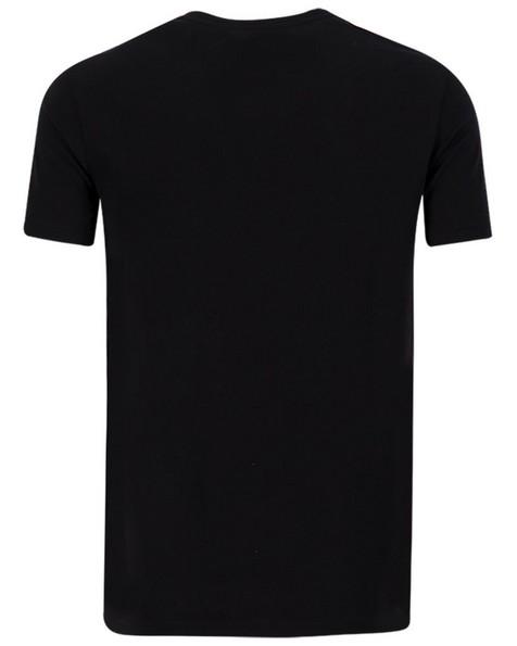 Old Khaki Men's Nico 2 Standard Fit T-Shirt -  black