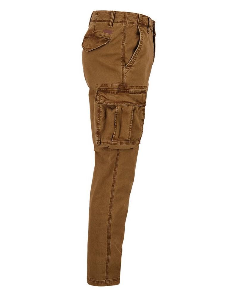 Old Khaki Men's Arian Utility Pants -  brown