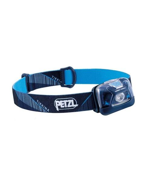 Petzl Tikkina 250 Lumen Headlamp -  blue