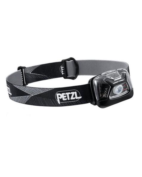 Petzl Tikka 300 Lumen Headlamp -  black
