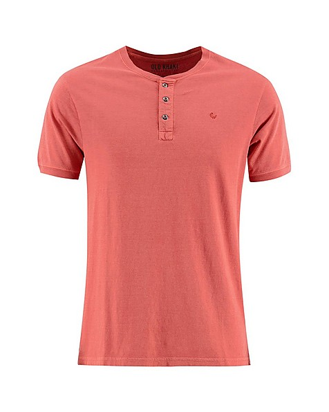 Old Khaki Men's Axel Relaxed Fit T-Shirt -  coral