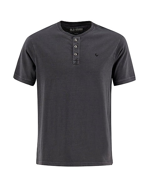 Old Khaki Men's Axel Relaxed Fit T-Shirt -  black