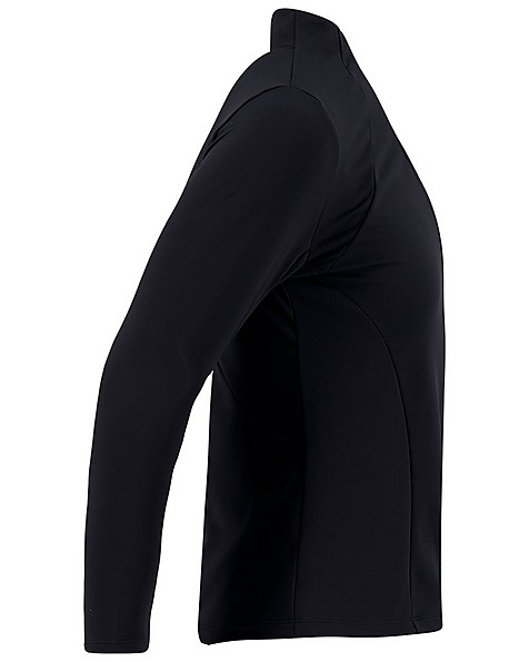 Rare Earth Women's Neo Zip-Up Top -  black