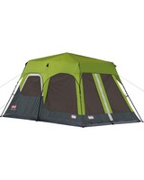 Coleman® FastPitch™ 8 Instant Cabin Tent -  lime-charcoal