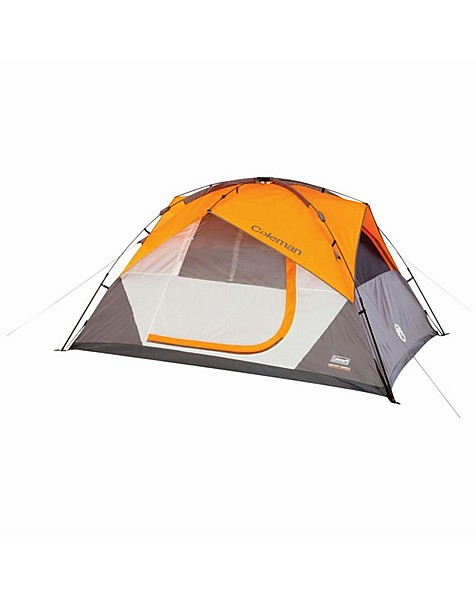 Coleman® FastPitch™ Instant Dome 7 Tent -  orange-grey