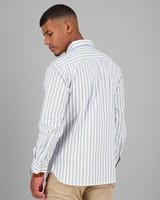 Old Khaki Men's Larry Shirt -  blue