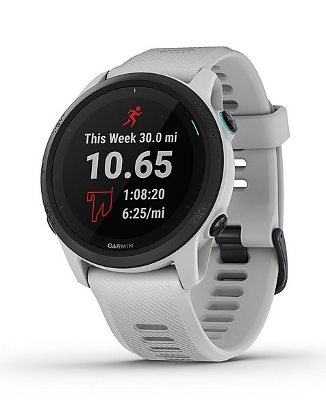 Garmin Forerunner 745 GPS Fitness Watch -  white
