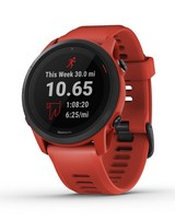 Garmin Forerunner 745 GPS Fitness Watch -  red