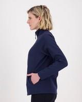 K-Way Mira Women's Eco Softshell Jacket -  navy