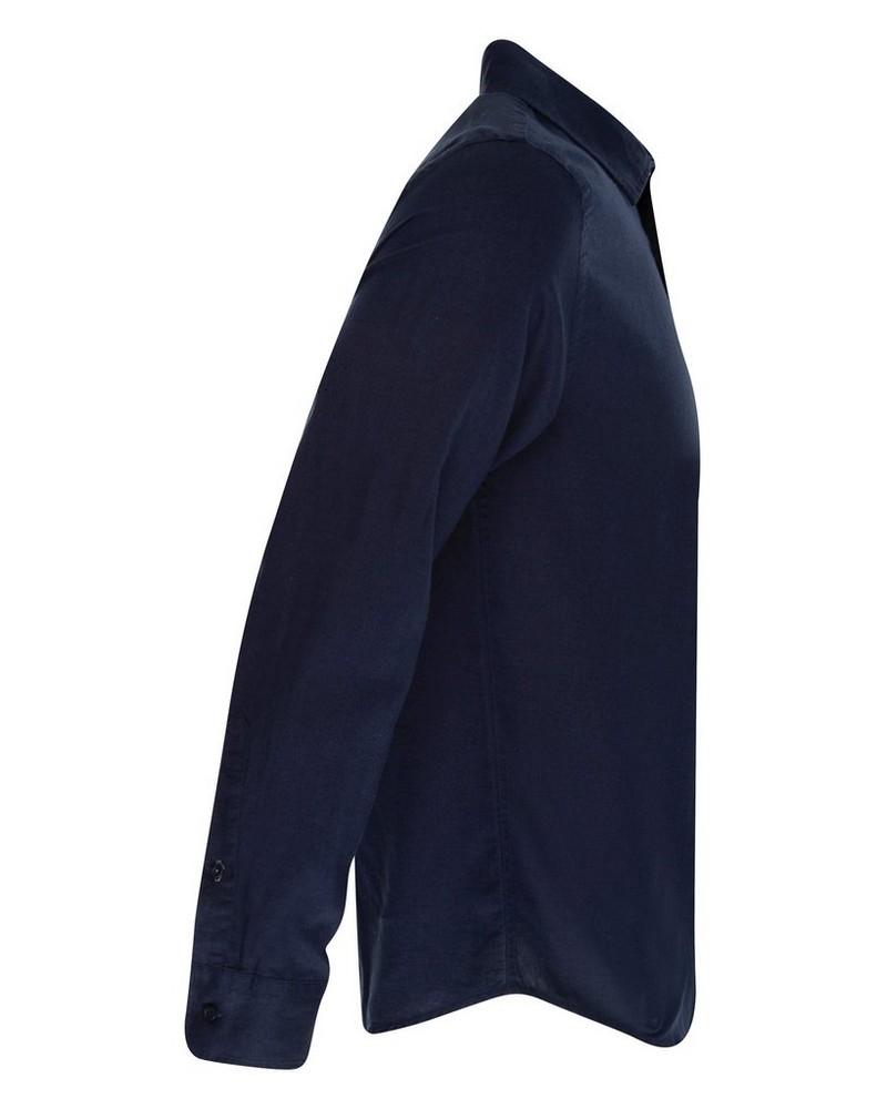 Old Khaki Men's Lane Slim Fit Shirt -  navy