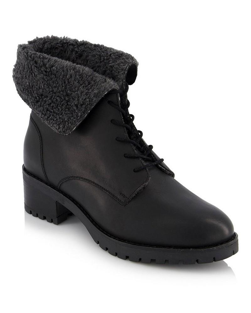 Rare Earth Women's Drew Boot -  black