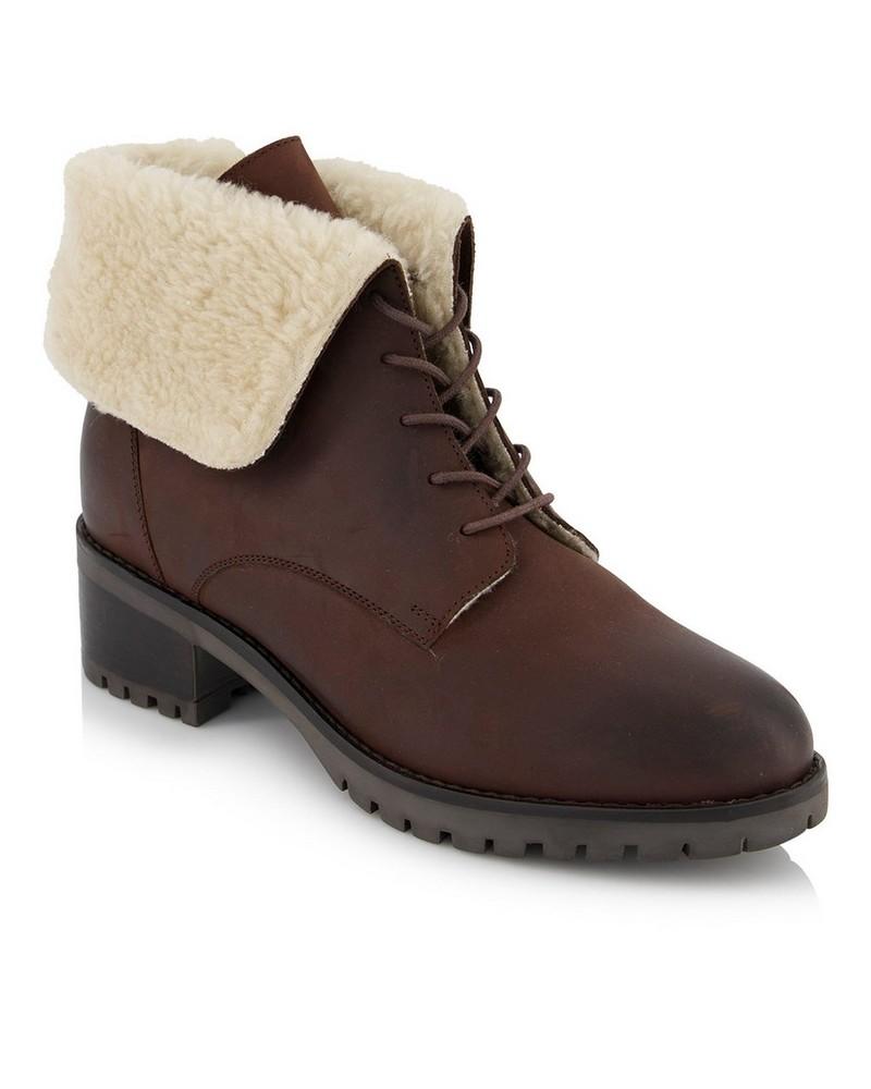 Rare Earth Women's Drew Boot -  brown