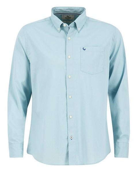 Old Khaki Men's Regular Fit Mitch Shirt -  teal