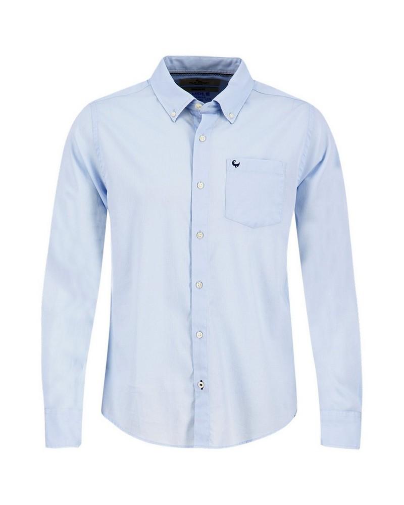 Old Khaki Men's Regular Fit Mitch Shirt -  blue