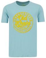 Old Khaki Men's Darren T-Shirt -  lightblue