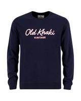 Old Khaki Men's Zahir Sweat Top -  navy