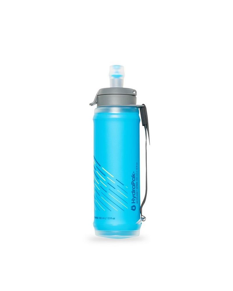 HydraPak SkyFlask™ Speed 350ml Soft Flask -  blue